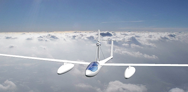 HyFly - low energy fuel cell aeroplane by extraenergy.org